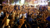 "Protestatarii ""Salvati Rosia Montana"" au blocat din nou bulevardul Elisabeta"