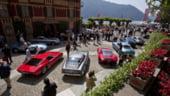 Cel mai vechi automobil inmatriculat in Romania, la Concursul de Eleganta