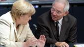 Merkel il propune pe ministrul german de finante presedinte al Eurogrup