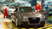 Audi investeste 900 milioane de euro intr-o fabrica din Ungaria