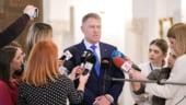 Iohannis vrea alegeri locale in 2 tururi: Amenintarea PSD cu motiune de cenzura nu sperie pe nimeni. Ar fi primul pas spre anticipate