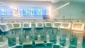 Fond pentru spitale: 17 unitati medicale si de ingrijire pacienti au fost echipate in regim de urgenta