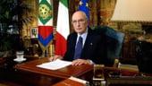 Giorgio Napolitano, reales, la aproape 88 de ani, pentru un nou mandat de presedinte al Italiei