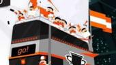 """Orange lanseaza UEFA EURO 2012 - """"Chase the ball"""""""