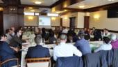 Ministrul Agriculturii Daniel Constantin se intalneste cu reprezentantii industriei de carne si lapte