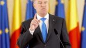 Iohannis contesta la CCR modificarile aduse Codurilor Penale in Parlament