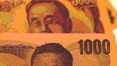 Diminuarea apetitului de risc a apreciat masiv yenul atat fata de dolar, cat si de euro