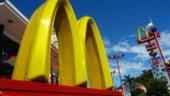 Afacerile McDonald's Romania au atins cifra de 80 milioane lei