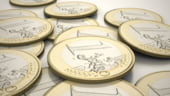 Curs valutar: Leul se apreciaza usor in fata euro