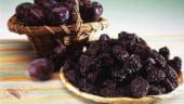 Prunele uscate de Leleasca, primul produs traditional reatestat in Olt