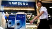 Profitul Samsung a crescut la un nivel record de 6,4 miliarde dolari in T1