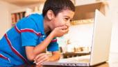 Pe Internet, copiii din Romania sunt atrasi cel mai mult de pornografie
