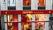 Magazin Ferrari pe Calea Victoriei