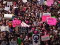 Sute de mii de persoane au participat la Marsul Femeilor in SUA. Ce le-a transmis Trump