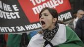 Mii de bulgari au protestat fata de tarifele mari la electricitate