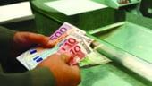 Cursul a revenit la finalul sedintei valutare la 4,17 lei/euro