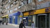 Sunt ferite b?ncile din Romania de criza mondial??