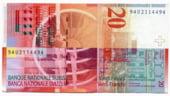 Francul elvetian: maxim istoric fata de euro