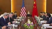 Schimburile comerciale si pirateria informatica, puncte nevralgice in dialogul SUA - China