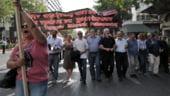 Pana de informatii in Grecia: Jurnalistii in greva