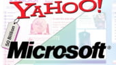 Yahoo! cedeaza avansurilor Microsoft