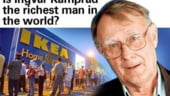 Fondatorul Ikea, cel mai bogat om din Elvetia