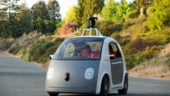 Google dezvaluie masina fara sofer: N-are volan, acceleratie sau frana VIDEO