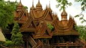 Cel mai mare templu budist din Europa va fi inaugurat duminica in Franta