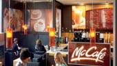 McDonald's intra in competitie cu Starbucks