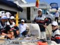 Lucian Mindruta, despre pasiunea pentru yachting deprinsa de la George Copos