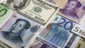 Curs valutar 27 august. BCR, Volksbank si UniCredit afiseaza cele mai proaste cursuri de schimb