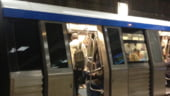 Magazinele din statiile de metrou raman de astazi fara lumina si apa. Metrorex incearca sa-i evacueze pe comercianti