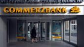 Commerzbank a raportat pierderi de 809 milioane euro in trimestrul al patrulea