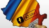 Facebook in Romania: 30% dintre conturi, deschise in Bucuresti, Cluj si Timisoara