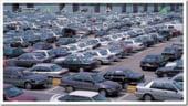Piata auto UE s-a restrans anul trecut cu 1,7%