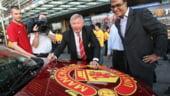 Fotbalistii milionari ai Manchester United au interdictie la masini sport