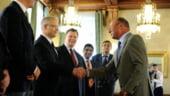 Delegatia FMI, CE si BM merge la Cotroceni