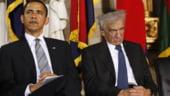 Obama vrea sa lanseze o carte impreuna cu un laureat Nobel roman