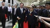 China se apropie de o criza a datoriilor feroviare