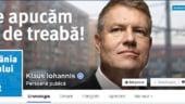 Klaus Iohannis, primul politician roman cu peste un milion de fani pe Facebook