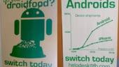 Angajatii Facebook, indemnati sa renunte la iPhone pentru mobilele cu Android
