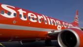 Compania aeriana daneza Sterling a intrat in faliment