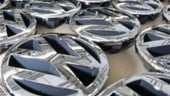 Vanz?rile Volkswagen in Romania bat pasul pe loc