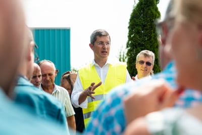 Alegeri prezidentiale: Dan Barna vrea o economie fara birocratie si sa nu mai fie impozitata saracia