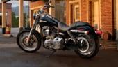 """Papa-motocicleta"" a fost vanduta la licitatie. Cat valoreaza cel mai ""sfant"" Harley"