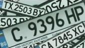 Taxa auto: Nu dispar numerele de Bulgaria. Se schimba doar clientela