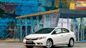 Noul model Honda Civic Sedan a fost lansat in Romania. Vezi pretul