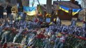 Discutii pe Ucraina intre Merkel, Hollande, Putin si Porosenko: Are sau nu autonomie Estul?