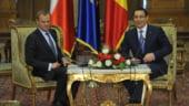 Premierul polonez: Romania, un foarte bun exemplu pe timp de criza
