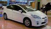 Toyota retrage de pe piata 242.000 de vehicule hibride din cauza unor probleme la frane